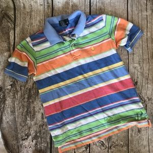 Stripe Polo Ralph Lauren Polo Shirt